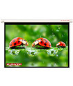 Auto Lock Projector Screen 1.82 meter x 1.21 meter (6X4 Feet)