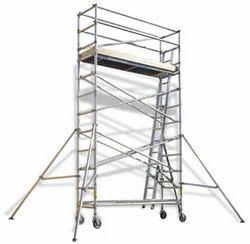 Aluminum Scaffold Tower - Narrow