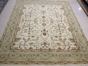 Hand Knotted Traditionall Design Rug