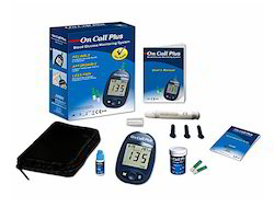Glucometer Monitor Multi Functional Blood Glucose