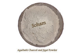 Agarbatti Charcoal and Jigat Powder
