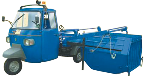 Waste Management Machinery And Vehicles - Auto Hook Lifter Wholesale ...
