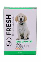So Fresh- Tea Tree Oil Soap