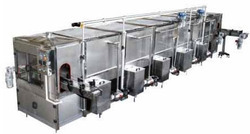 Continuous Spraying Sterilizer