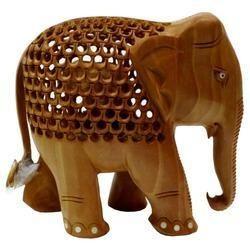 Wooden Jali Animal