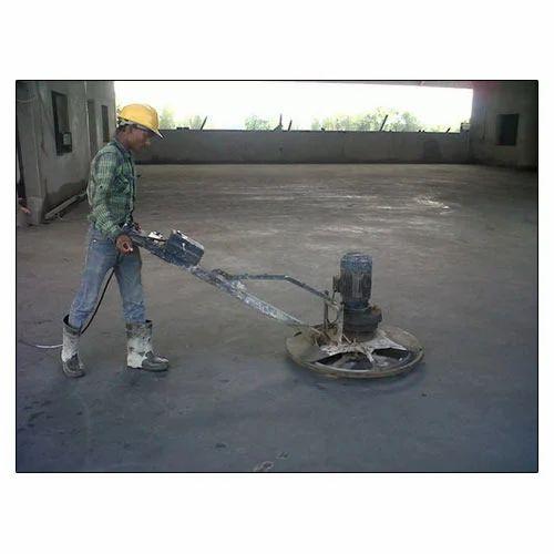 Trimix Flooring Services : Service provider of vacuum dewatering flooring services