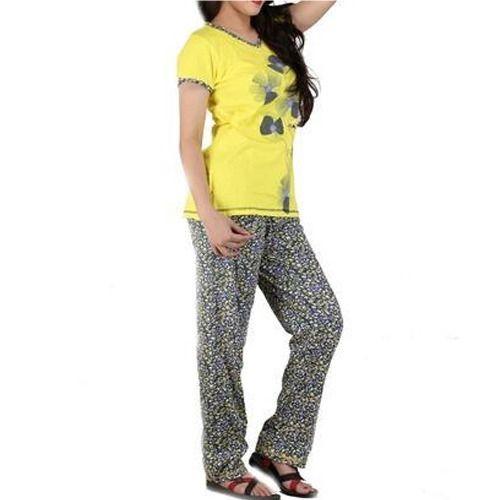 Ladies Pajama Set - Ladies Printed Pajama Set Manufacturer from Tiruppur de2b765c0