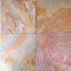 Pink Slate Stone Tiles