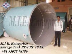 Storage Tank for Hospital