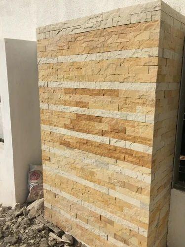 Rockface Wall Cladding - Decorative Stone Rock Face Mosaic Tiles ...