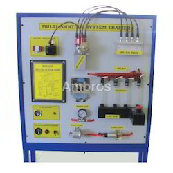 Petrol MPFI Type Fuel Supply System