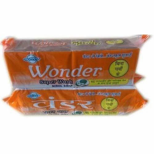 Wonder Oils Based Laundry Soap