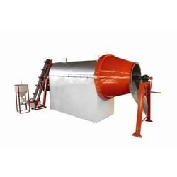 Chana Dal Roaster Dryer Machine