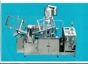 Double Head Tube Filling Machine