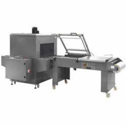 Semi Automatic Seal Cut & Shrink Machine