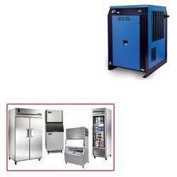 Screw Compressor for Refrigeration