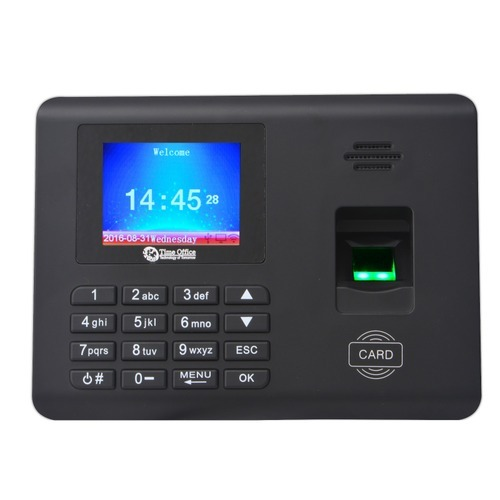Time Office Z100 Fingerprint Attendance System