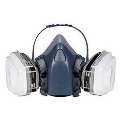 Dual Cartridge Half Mask Reusable Respirator