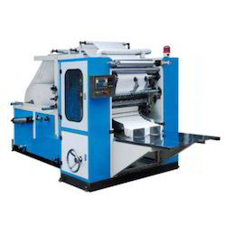 Single Paper 2 Line Face Tissue Making Machine
