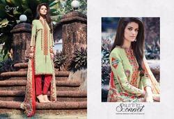 Ladies Cotton Suit