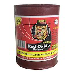 Red Oxide Paint Surface Preparation