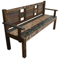 Rustic Bench - Rustic Furniture
