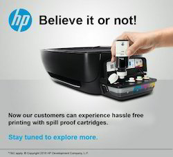HP Inkjet GT 5820 All-in-One Tank Printer