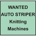 Used Unitex Knitting Machines