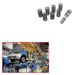Engine Valve Spring for Automotive Industry