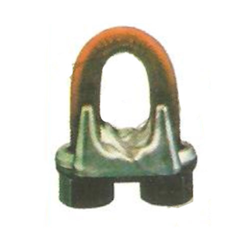 Wire Rope Clamp and Shackle - U Clamp Wholesale Trader from Nashik