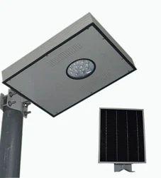 12 Watt All In One Solar Powered Street Light