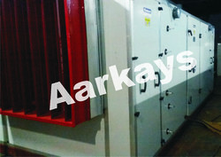 Pharma Air Conditioning System