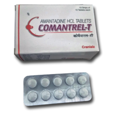 Amantadine HCl Tablets (COMANTREL)