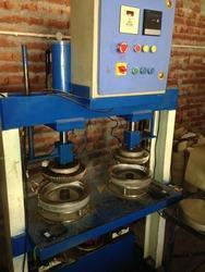 Double Cylinder Hydraulic Paper Plate Machine & Sky Engineering Company Patna - Manufacturer of Thermocol Plate ...