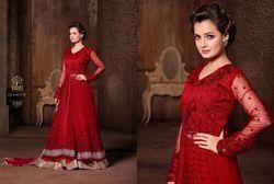 Bridal Wear Heavy Designer Anarkali Suit