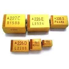 SMD Tantalum Capacitors