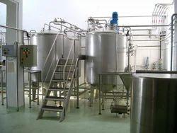 Pharmaceutical Tanks