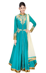 Anarkali Ghagra Suit
