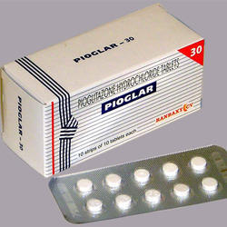 Pioglitazone 15mg, 30mg Tablets