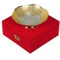 Fancy Silver Plated Brass Bowls