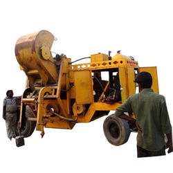 Mini Mobile Hot Mix Plant With Hydraulic Bucket
