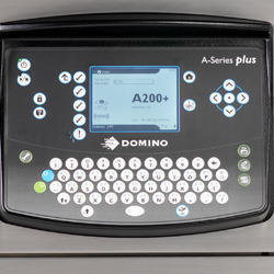 batch coding machine domino a100 a200 a300 cij printer rh indiamart com domino a100 printer service manual domino a100 plus manual