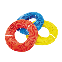 FLEXIBLE WIRE AND PTFE WIRES - Finolex Wire 6 mm Manufacturer from Delhi