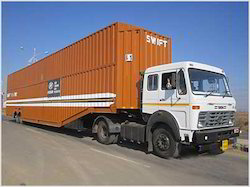 car carrier tr 9 trailer