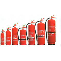 ABC Dry Powder Fire Extinguisher