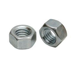 Satinless Steel Nut
