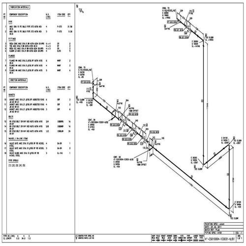 Piping Engineering Instrument Diagram Update In Pid Manufacturer