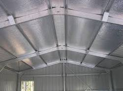 Thermal Insulated Shed