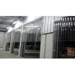 Ware House PVC Strip Curtains