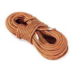 BSP Rope Nylon Purple 9 Mm 50 Mtr Orange Ty Med